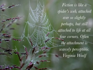 Fiction as Spiderweb